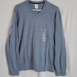 Nwt GAP Men's V-Neck Sweater - M